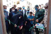 نخستین خانه شهید شهرستان میامی افتتاح شد