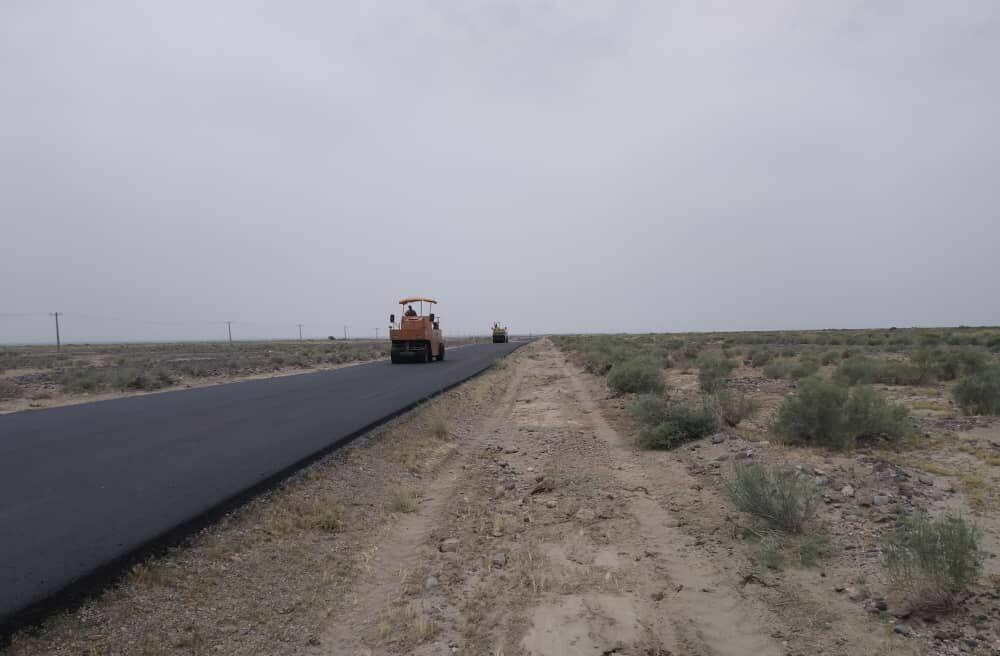 محور عباس آباد - کاهک در استان سمنان تا پایان امسال افتتاح میشود/میامی - سبزوار یکی از پرحادثه ترین محورهای ارتباطی در استان سمنان