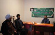 برگزاری طرح مشاوره در مسجد درشهرستان میامی
